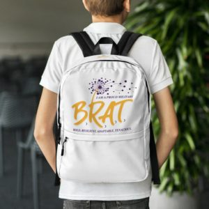 BRAT backpack
