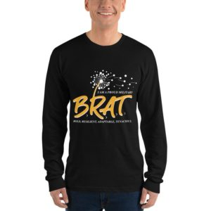 BRAT Long sleeve Unisex T-shirt
